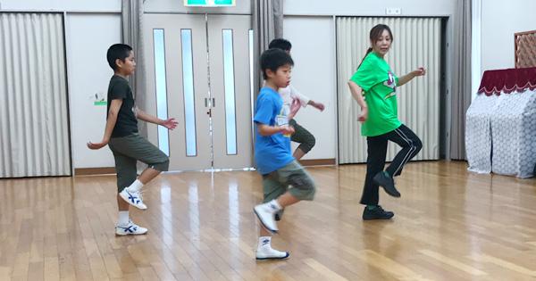 11/14 ダンス講座を開催します