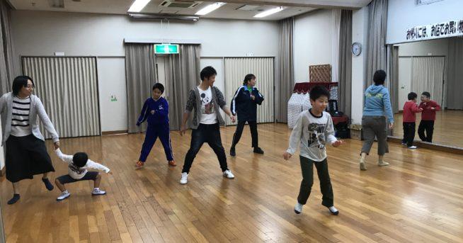 10/28 ダンス講座を行いました