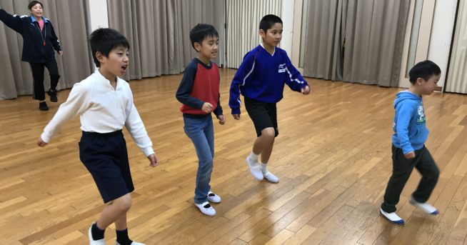 11/21 ダンス講座を開催します