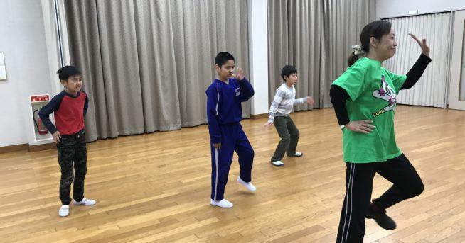 12/5 ダンス講座を開催します