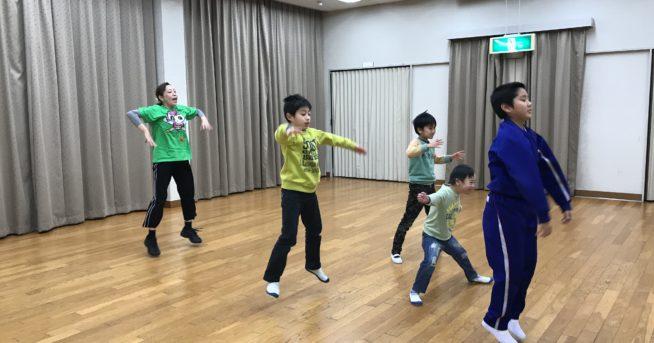 1/23 ダンス講座を開催します