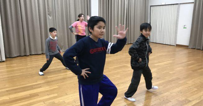 2/13 ダンス講座を開催します