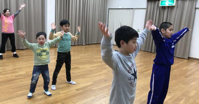 延期のお知らせ(ダンス講座 3/13→3/20)