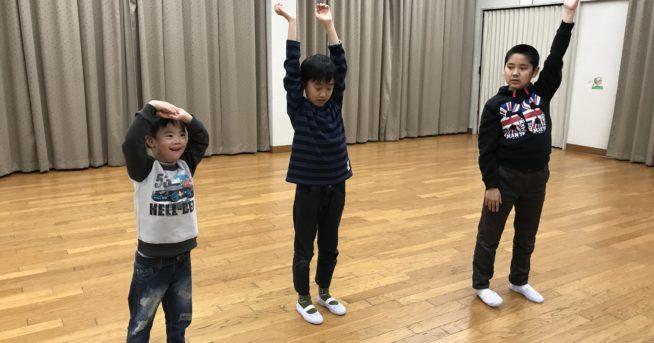 4/21 ダンス講座を開催します
