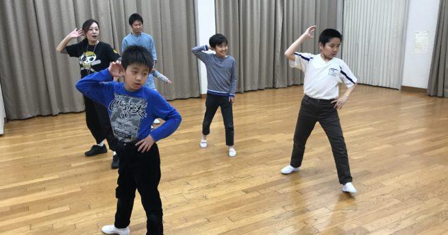 6/16 ダンス講座を開催します