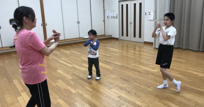 5/12 ダンス講座を開催します
