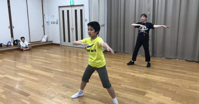 6/23 ダンス講座を開催します