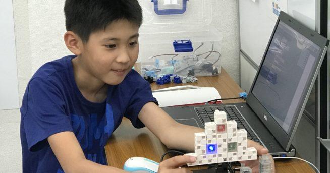 ロボットプログラミング講座 2018年度下期生 新規募集