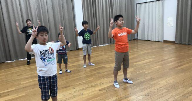 7/14 ダンス講座を開催します