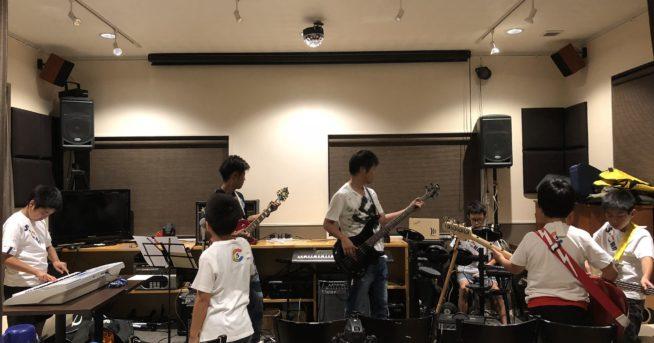 8/20 音楽講座を開催します