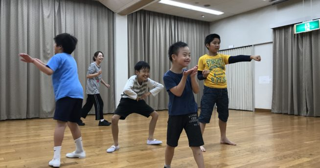 10/13 ダンス講座を開催します