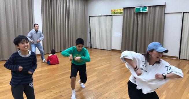12/8 ダンス講座を開催します
