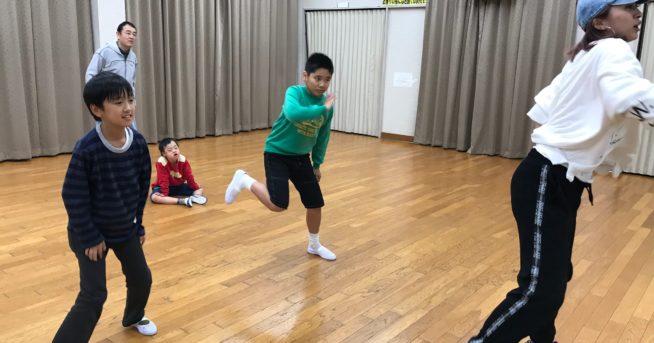 12/1 ダンス講座を開催します