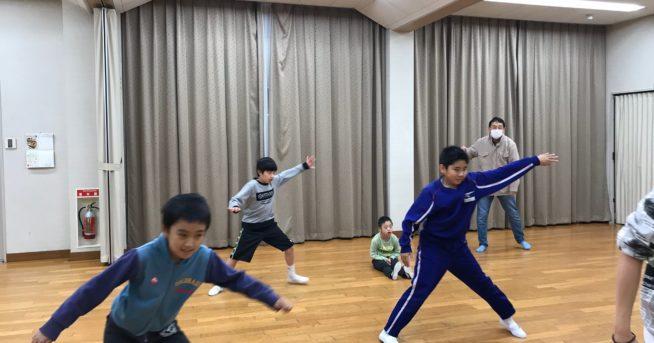 【中止連絡】2/16 ダンス講座