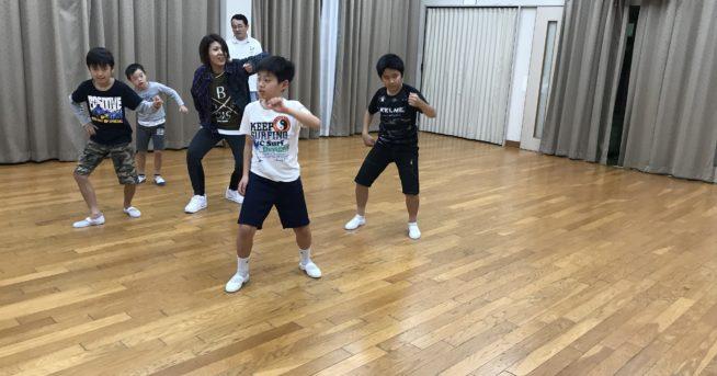 11/24 ダンス講座を開催します