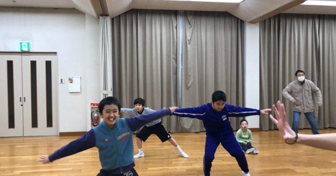 12/22 ダンス講座を開催します