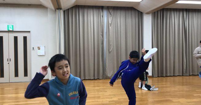 2/2 ダンス講座を開催します