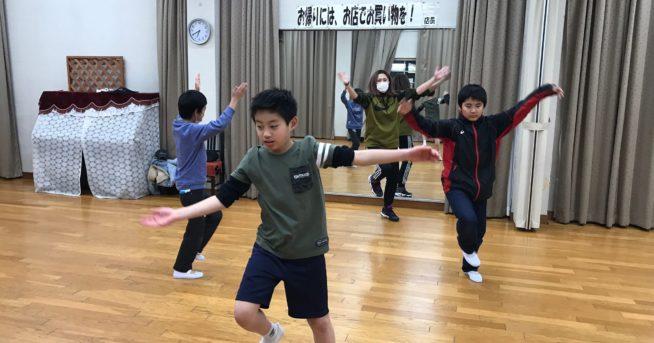 2/16 ダンス講座を開催します