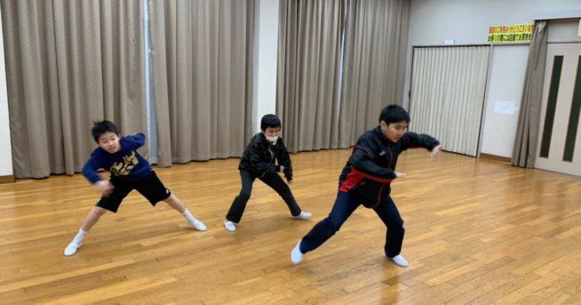 3/2 ダンス講座を開催します