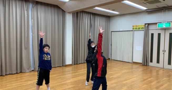 3/9 ダンス講座を開催します