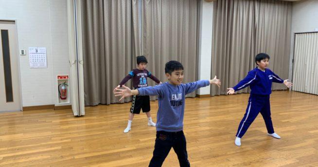 4/13 ダンス講座を開催します