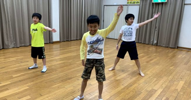 6/8 ダンス講座を開催します