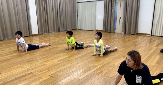7/6 ダンス講座を開催します