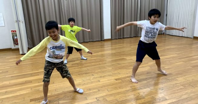 7/13 ダンス講座を開催します
