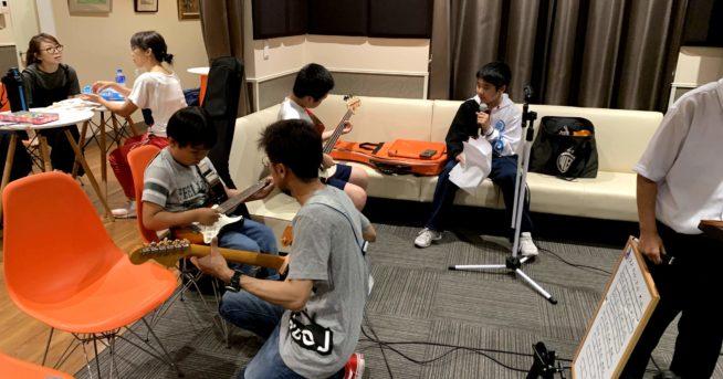 8/19 音楽講座を開催します