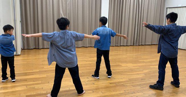 イオンモール熱田 朔日市にダンス出演