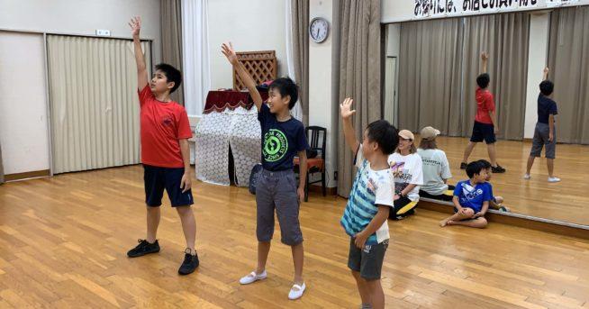 9/7 ダンス講座を開催します