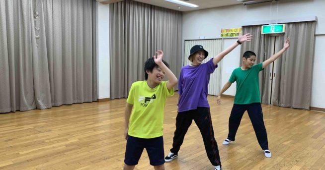 12/7 ダンス講座を開催します