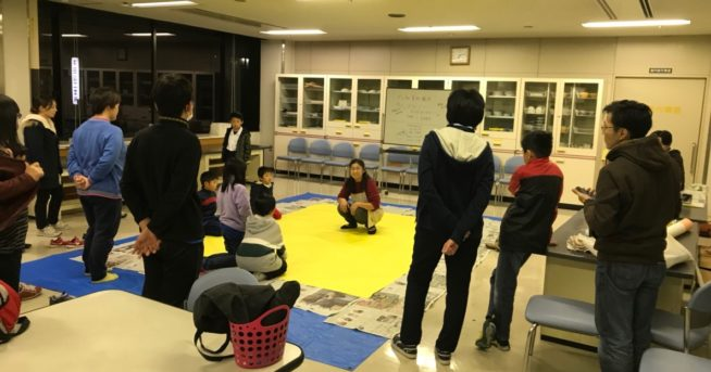 【中止連絡】12/18 美術