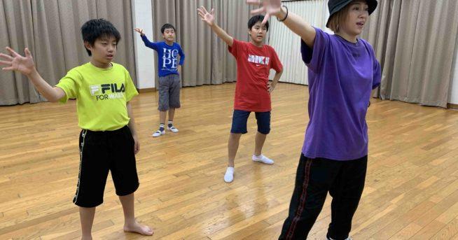 2/21 ダンス講座を開催します