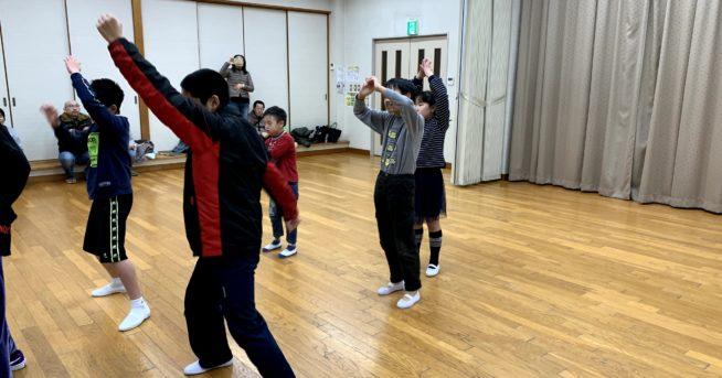 2/8 ダンス講座を開催します