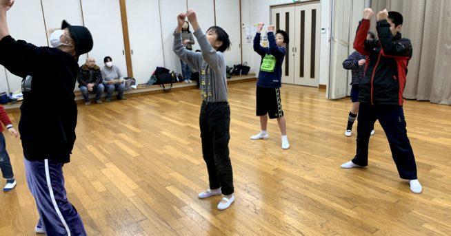 3/14 ダンス講座を開催します