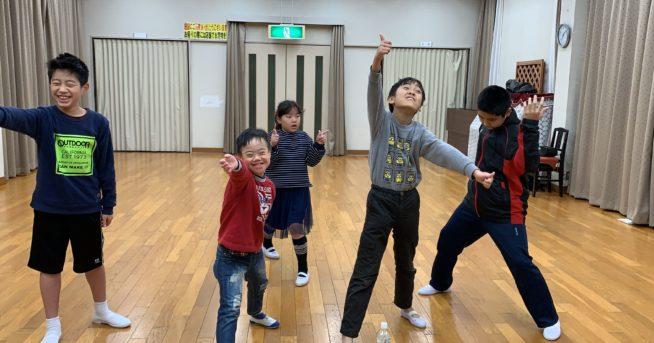 2/15 ダンス講座を開催します