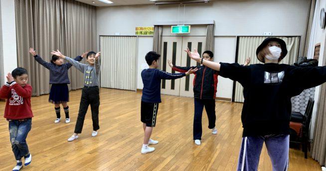 3/21 ダンス講座を開催します